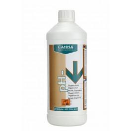 Regulator obnizający pH organiczny - Canna Organic Acid (pH-) 1l