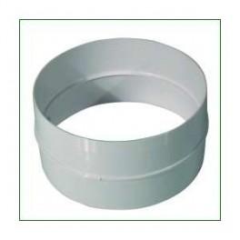 Łącznik plastikowy, okrągły fi 125mm