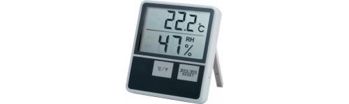 Termometry i higrometry